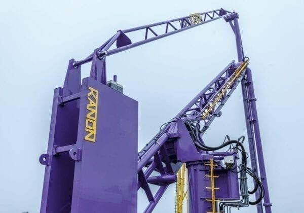 Loading Equipment For Cryogenic (3)