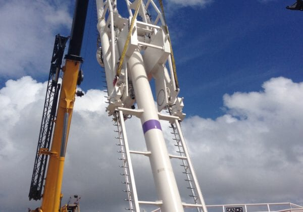 Marine Loading Arm For The Petrochemical Industry (3)