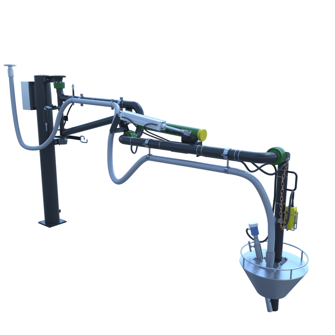 Top Loading Arm